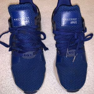 Adidas equipment sneakers kids size - US 4